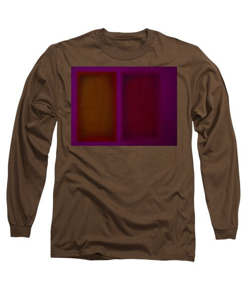Portal Long Sleeve T-Shirt by Charles Stuart