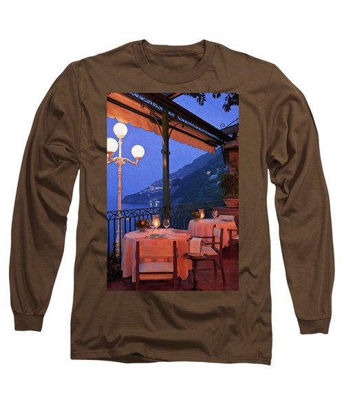 Positano, Beauty Of Italy - 05 Long Sleeve T-Shirt