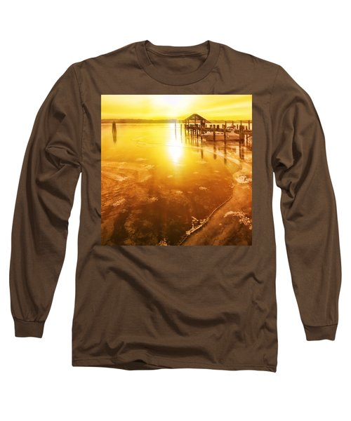 Potomac In Old Town Alexandria Long Sleeve T-Shirt