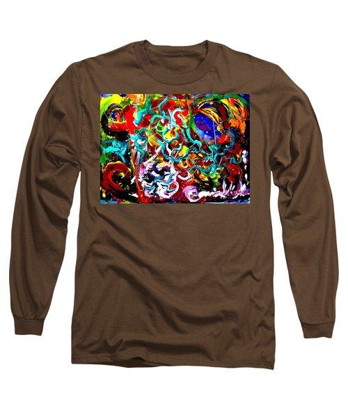 Power Of Colour Long Sleeve T-Shirt