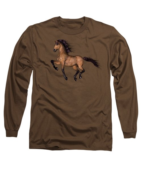 Prairie Dancer Long Sleeve T-Shirt