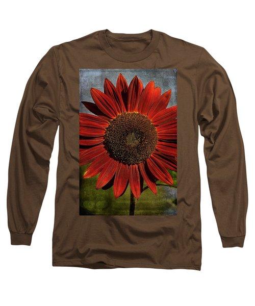 Primitive Sunflower 2 Long Sleeve T-Shirt