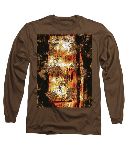 Prophecy Long Sleeve T-Shirt by Paula Ayers