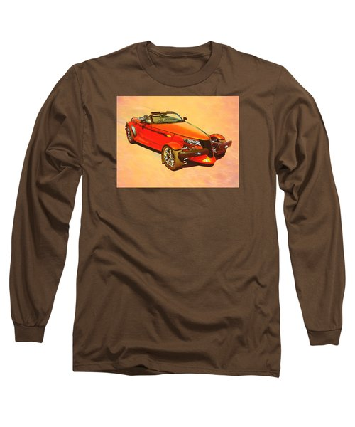 Prowlin' Long Sleeve T-Shirt