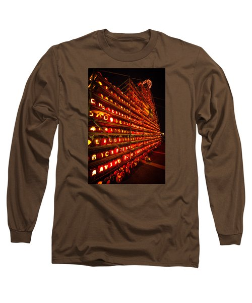 Pumpkin Festival 2015 Long Sleeve T-Shirt