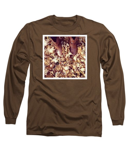 Pumpkin Flavored Everything Long Sleeve T-Shirt