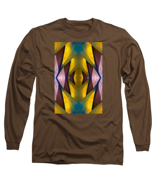 Pure Gold Lincoln Park Wood Pavilion N89 V3 Long Sleeve T-Shirt by Raymond Kunst
