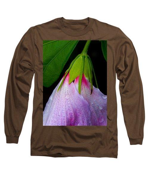 Purple Dew Long Sleeve T-Shirt