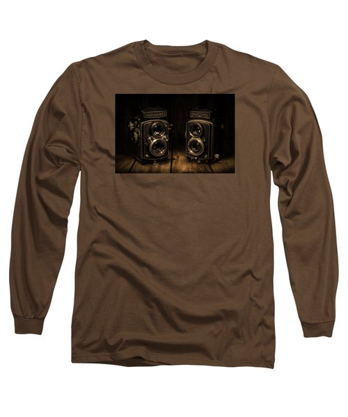 Quality Long Sleeve T-Shirt by Keith Hawley