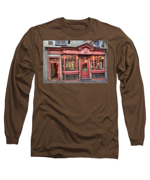 Quality Quidditch Supplies Long Sleeve T-Shirt