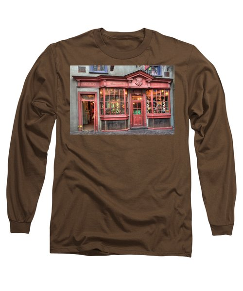 Quality Quidditch Supplies Long Sleeve T-Shirt