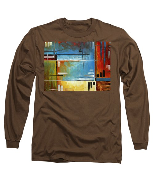 Quiet Whispers By Madart Long Sleeve T-Shirt