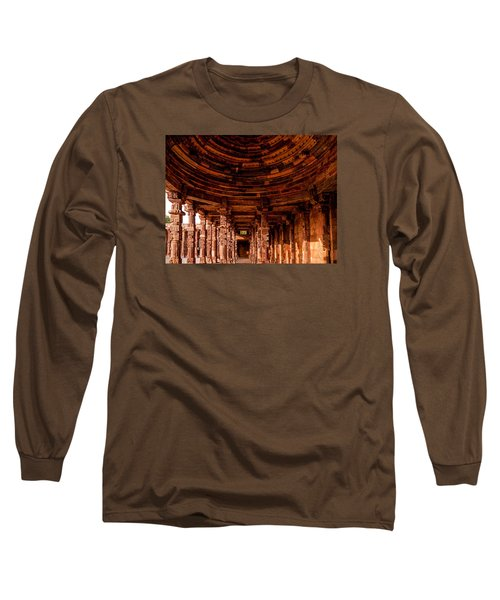 Qutub Minar Long Sleeve T-Shirt