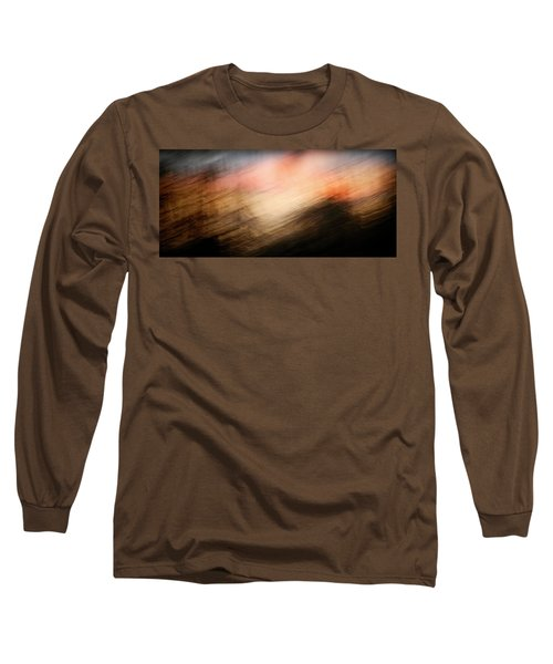 Long Sleeve T-Shirt featuring the photograph Race You To The Top by Marilyn Hunt