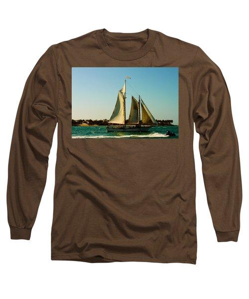 Racing The Wind Long Sleeve T-Shirt