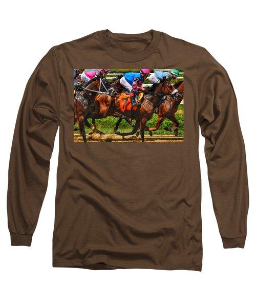 Racing Tight Long Sleeve T-Shirt