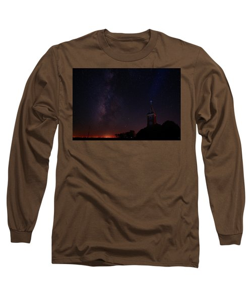 Long Sleeve T-Shirt featuring the photograph Radiant Light by Jonathan Davison