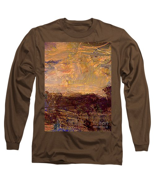 Radiant Light Long Sleeve T-Shirt by Nancy Kane Chapman