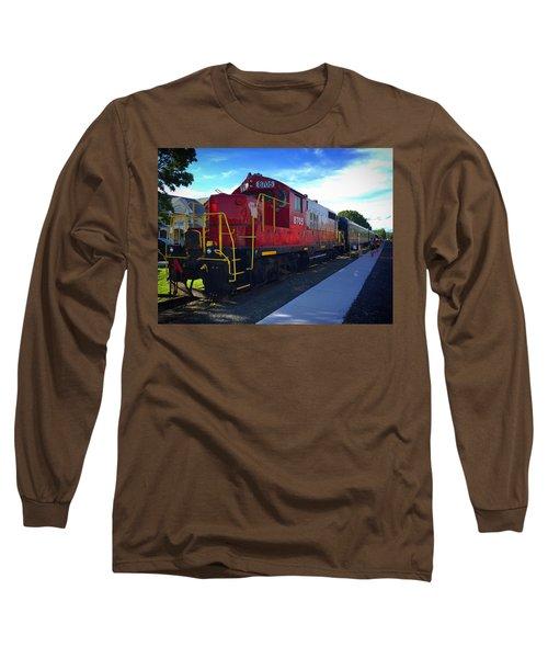 Blue Ridge Railway Long Sleeve T-Shirt