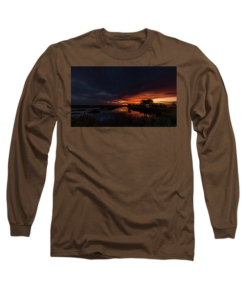 Rain Or Shine -  Long Sleeve T-Shirt