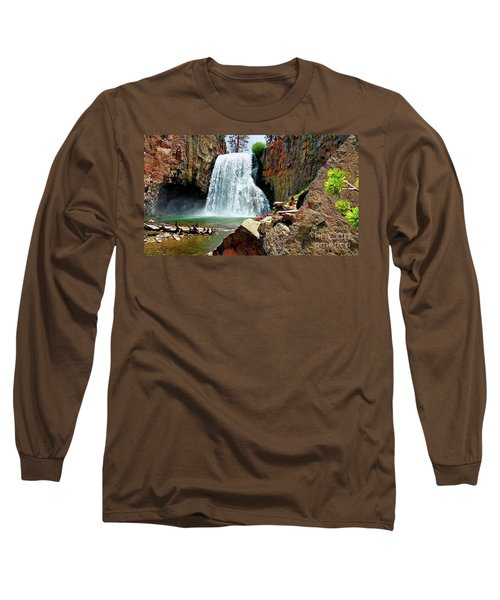 Rainbow Falls 4 Long Sleeve T-Shirt