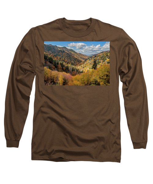 Rainbow Of Colors Long Sleeve T-Shirt