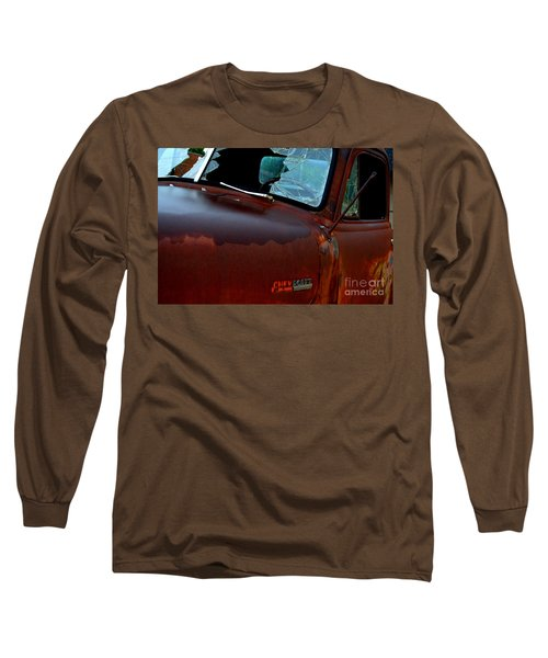 Rainy Day Chevrolet 4 Long Sleeve T-Shirt