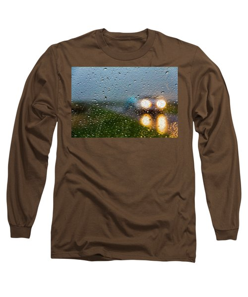 Rainy Ride Long Sleeve T-Shirt