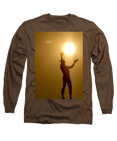 Raising The Sun Long Sleeve T-Shirt