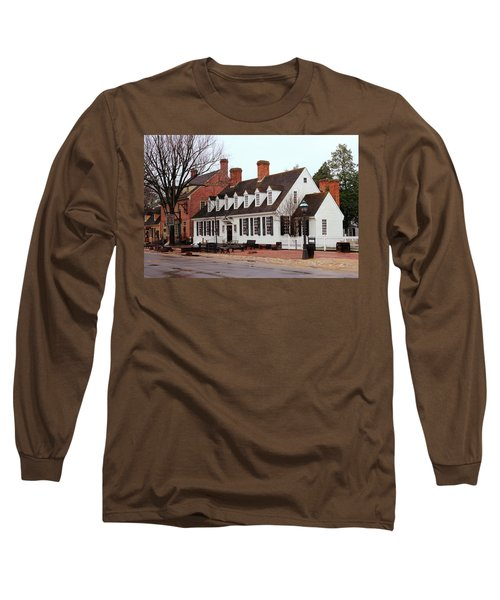 Raleigh Tavern 2 Long Sleeve T-Shirt