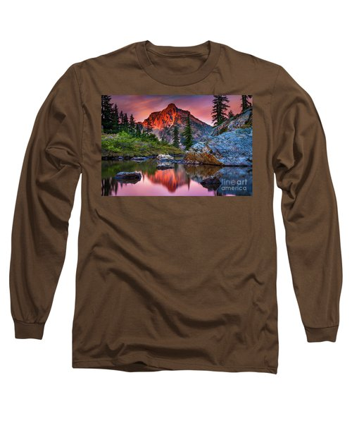 Rampart Lakes Tarn Long Sleeve T-Shirt