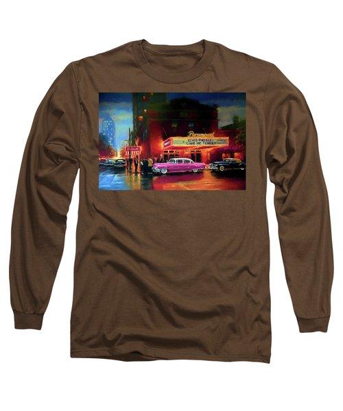 Randy R's Love Me Tender Long Sleeve T-Shirt