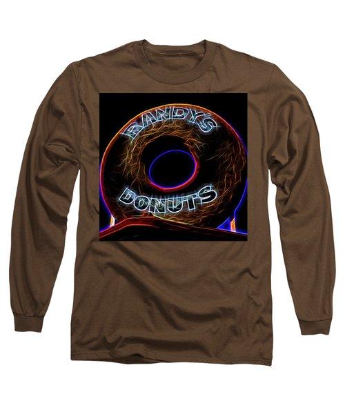 Randy's Donuts - 5 Long Sleeve T-Shirt