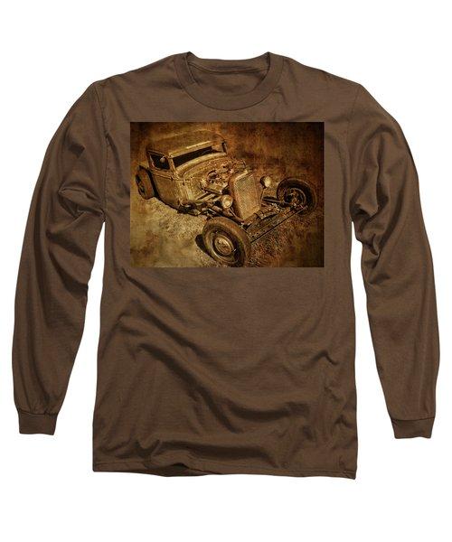 Rat Rod Long Sleeve T-Shirt