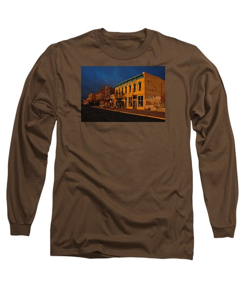 Raton Historic District Long Sleeve T-Shirt