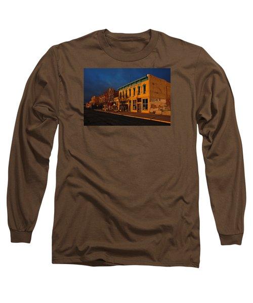 Raton Historic District Long Sleeve T-Shirt