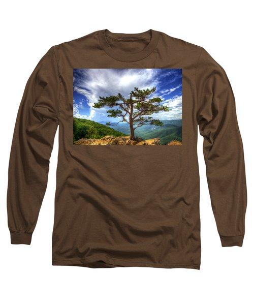 Ravens Roost Tree Long Sleeve T-Shirt