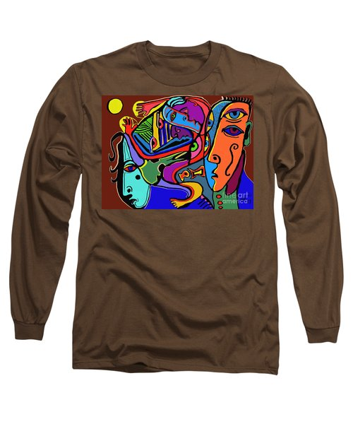 Reaching For The Sun Long Sleeve T-Shirt