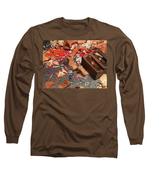 Ready-set-draw Long Sleeve T-Shirt