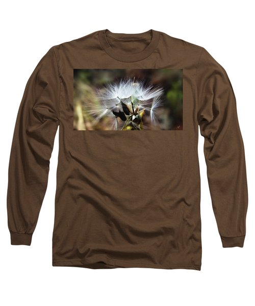 Ready To Fly... Salsify Seeds Long Sleeve T-Shirt
