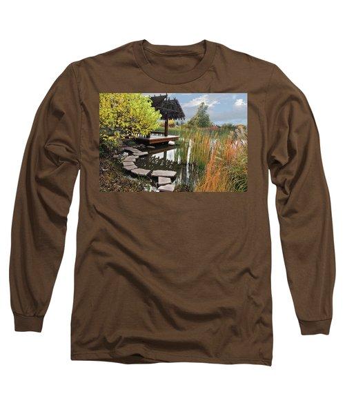 Red Butte Gardens Long Sleeve T-Shirt
