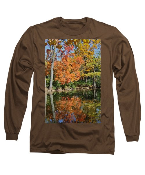Red Cedar Banks Long Sleeve T-Shirt