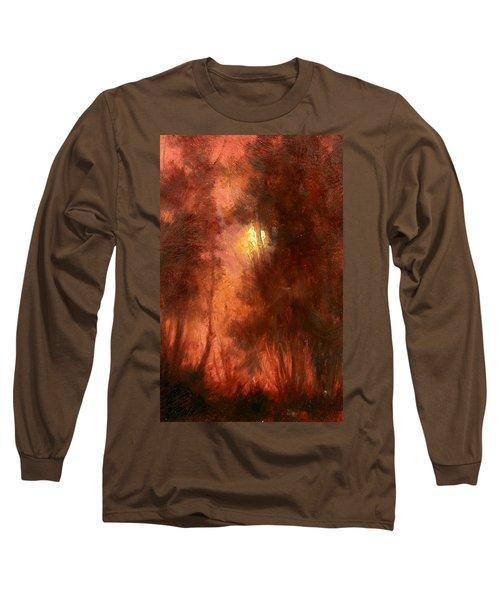 Red Dawn Ridgefield Refuge Long Sleeve T-Shirt