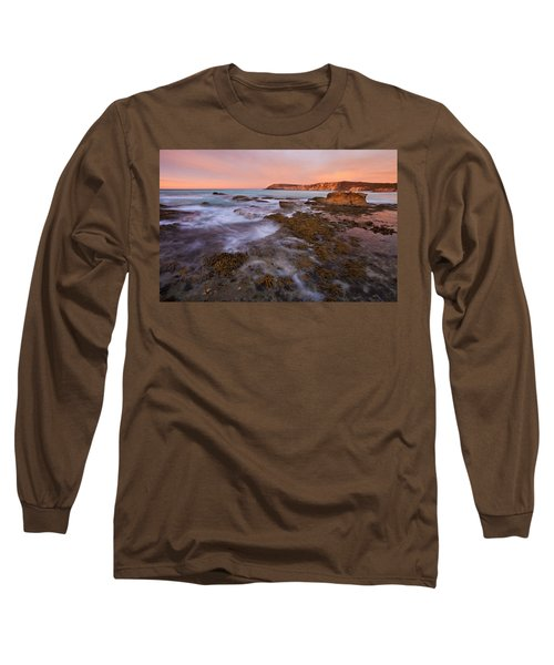 Red Dawning Long Sleeve T-Shirt