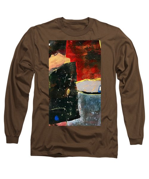 Red Glow Long Sleeve T-Shirt
