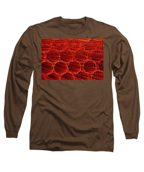 Red Hot Long Sleeve T-Shirt