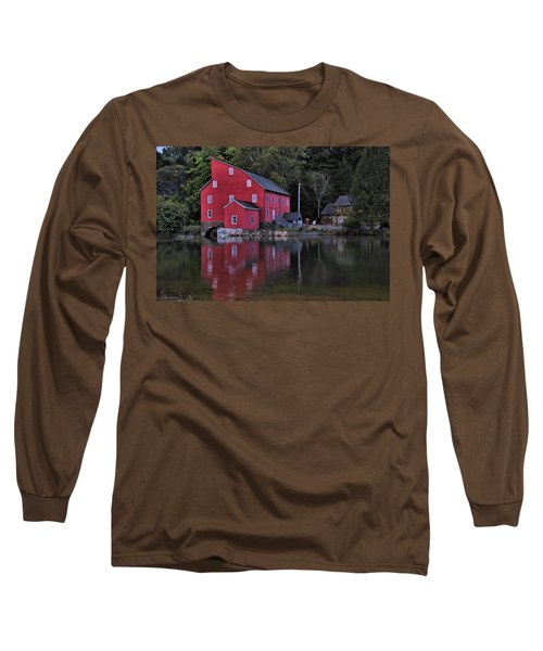 Red Mill Long Sleeve T-Shirt