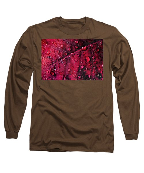 Red Morning Long Sleeve T-Shirt