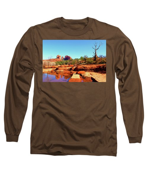 Red Rock Crossing Long Sleeve T-Shirt