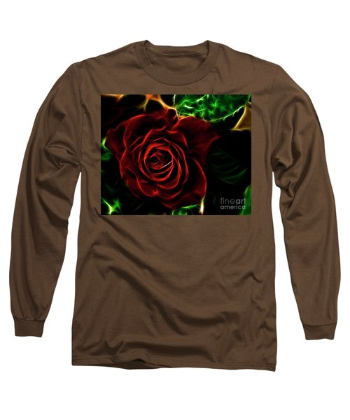 Red's Passion Long Sleeve T-Shirt